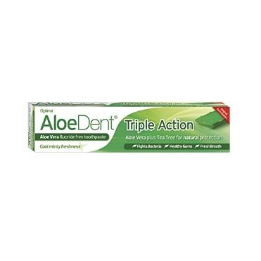 AloeDent Q10 hampapasta 100ml