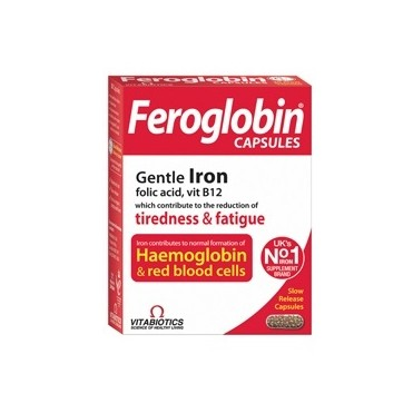 Feroglobin B12 caps. N30
