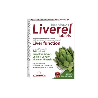 Liverel tab. N60