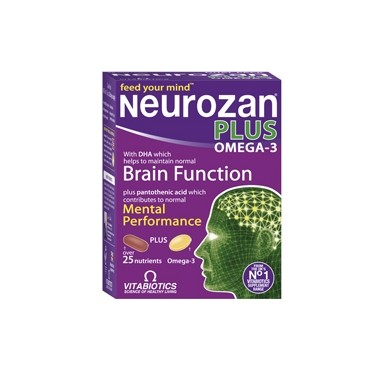 Neurozan Plus tab/caps. N56