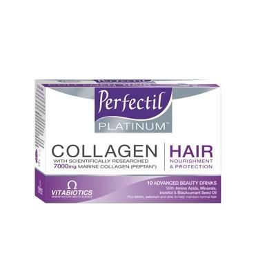 Perfectil Platinum Collagen Hair 10x50ml