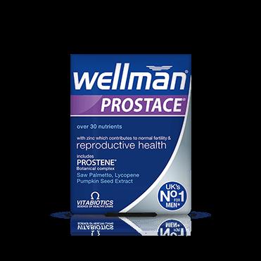 Wellman Prostace tab. N60