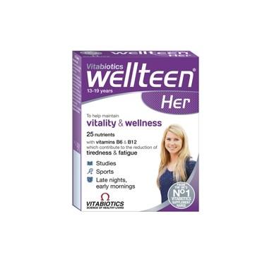 Wellteen Her tab. N30
