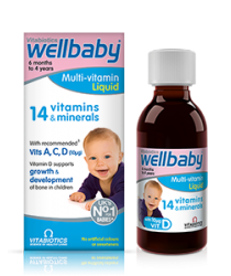 WellBaby Infant Liquid 150ml