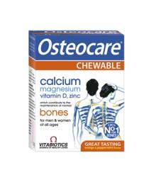 Osteocare® CHEWABLE. 30 närimistabletti