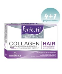 Perfectil Platinum Collagen Hair 10x50ml