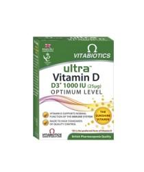 Ultra Vitamin D 1000 IU (25ug) tbl N96