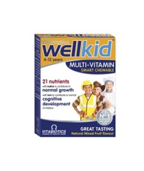 Wellkid chewable tab.N30