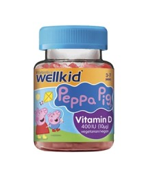 WELLKID PEPPA PIG VITAMIN D N30