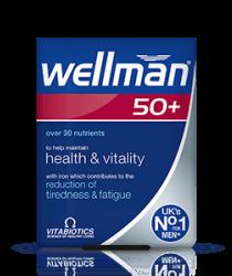 Wellman 50+ tbl N30