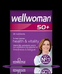 Wellwoman 50+ tbl. N30