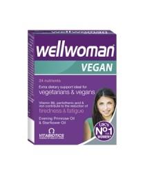 Wellwoman Vegan tab N60