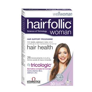 Hairfollic Woman